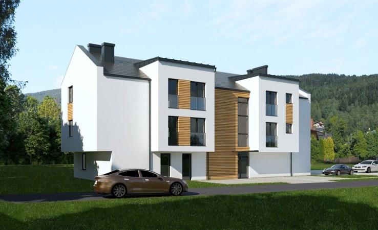 mieszkanie na sprzedaż - Szczyrk